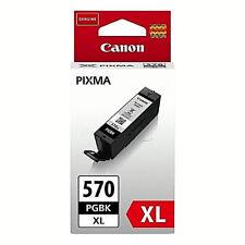 CANON PGI-570XL PGBK, schwarz Pixma MG5750, 22ml Original BK0318C001, No. 570XL