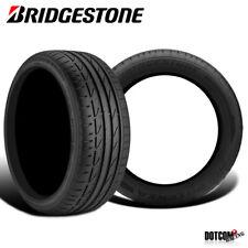2 X New Bridgestone POTENZA S-04 PP 235/50R17 96Y Max Performance Summer Tire