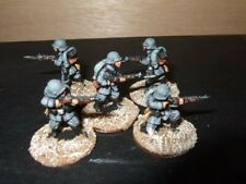 Lancer WW1G05 20mm Diecast WWI Western Front German Various Poses in Jackboots-5