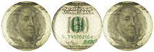 Ben Franklin $100 Bills Golf Ball Gift Set