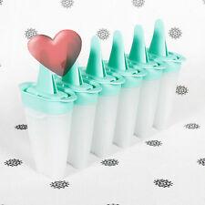 NEW Tupperware Lolli Tups Ice Block Moulds set of 6 Mint plus Bonus