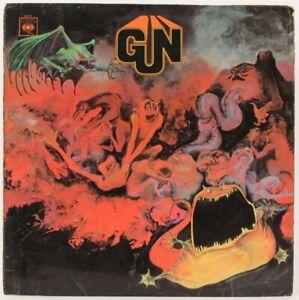 THE GUN  THE GUN  Vinyl Record