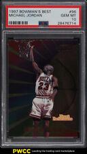 1997 Bowman's Best Michael Jordan #96 PSA 10 GEM MINT (PWCC)