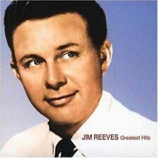 Jim Reeves Greatest hits (25 tracks, 2000, BMG/Camden)  [CD]