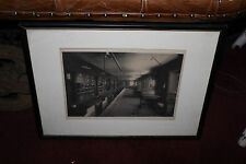 Antique Photograph Switchboard Operator Room-Patch Bays-Large-Banker Brokers