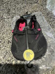 Body Glove Realm Women's Size 6 Water Shoes Black & Pink New with Tags! NWT