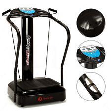 Vibration Platform Exercise Machine Whole Body Crazy Fit Massage w/MP3 Player