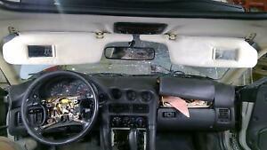 91-95 Dodge Stealth OEM Passenger/Driver Left/Right SunVisor/Pair Assembly