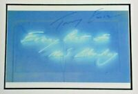 TRACEY EMIN - Every Part of Me (1999) - FRAMED SIGNED - RARE