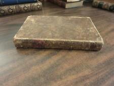 An Introduction to Algebra Jeremiah Day HC 1827 4th Edition Hezekiah Howe