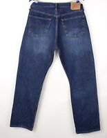 Levi's Strauss & Co Hommes 501 Jeans Jambe Droite Taille W38 L32 BCZ75