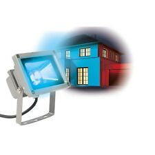 LED Farbstrahler   Farbwechsel Fluter Außen Strahler Flutlicht mit Fernbedienung