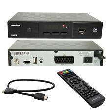 PremiumX HD 520 FTA HDTV FullHD Digital SAT TV Receiver HDMI DVB-S2 1080p 2x USB