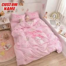 3Pcs Bedding Set, Duvet Cover Pillowcases Ultra-soft Twin Full Queen King