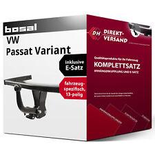 Passat Variant Typ 3C5 (Bosal) Anhängerkupplung starr + E-Satz 13pol spezifisch