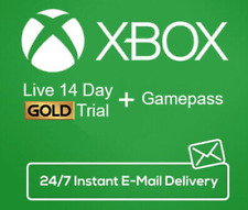 XBOX LIVE 14 Day GOLD + Game Pass (Ultimate) Key INSTANT DELIVERY 24/7