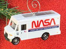 RARE NEW Express Delivery NASA Truck Car Custom Christmas Tree Ornament