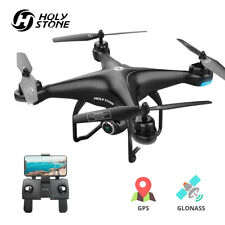 Holy Stone GPS Quadcopter Follow MeHS120D Selfie RC Drones with 1080p HD Camera