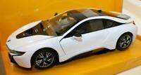 Rastar 1/24 Scale Diecast Model Car 56500 - BMW i8 - White