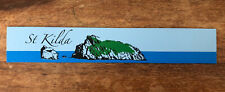 St kilda Real Leather Bookmark. Made In Scotland
