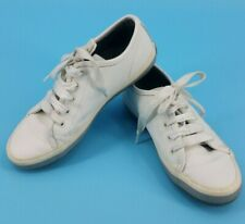 Camper Portol White Leather Shoes Casual Sneakers Womens 36 EU, 6 US, 3 UK