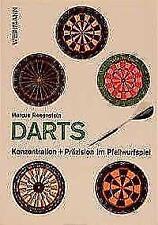 Darts - Konzentration und Präzision im Pfeilwurfspiel NEU