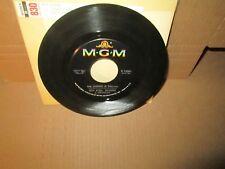 "ROY ETZEL - THE SILENCE / MELANCHOLIE rare 45rpm 7"" Vinyl MGM VG+"
