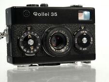 Rollei 35 schwarz  Sucherkamera *Made in Germany* - 36790