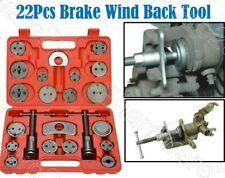 22Pcs Universal Brake Caliper Piston Rewind Wind Back Tool Kit (1452-21)