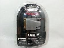 Rocketfish HDMI to DVI-D Adapter, Male Single-Link DVI-D, RF-G1174, Open Box