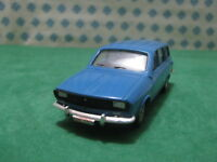 Vintage - Renault 12 Break - 1/43 Solido Ref. 22