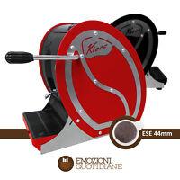 Macchina Caffe Cialde ESE 44 mm Espresso Italiano Aroma Kicco - Colore a scelta