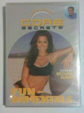 Core Secrets Fun-Damentals With Brooke Burke (DVD)  Brand New  Factory Sealed!