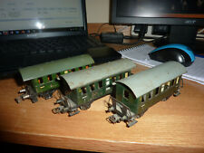 MARKLIN COACHES X3 LOT