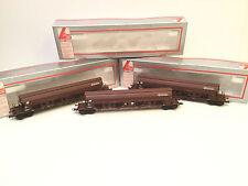 Lima 303559K HO Gauge FS Bogie Hopper Wagons x3