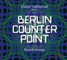 Berlin Counterpoint [clair-obscur] [Solo Musica: SM217], clair-obscur CD | 42601