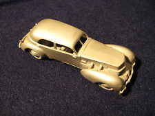 Modell Auto Cord 812-1937 aus Zinn.Danbury Mint 1/60.Zinnmodell USA Pewter