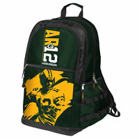 Green Bay Packers Aaron Rodgers NFL FoCo Elite Full Size Player Backpack