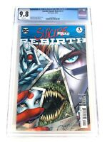 🤯 Suicide Squad: Rebirth #1  Philip Tan Harley Quinn CGC 9.8 LOWEST PRICE SLABS