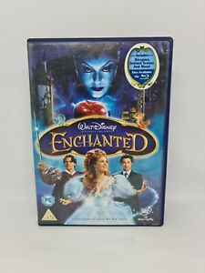 ENCHANTED DVD Region 4 Movie Very Good Condition Free Tracked Shipping