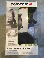 TomTom Handsfree Car Kit for iPhone - Freisprechanlage Bluetooth  ✅✅ NEU