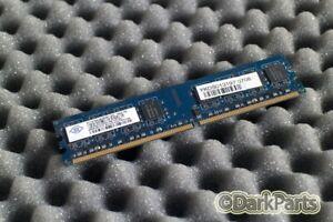 Nanya NT1GT64U8HB0BY-25D 1GB Memory RAM PC2-6400U-666-12-E1