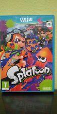 Juego Splatoon para Nintendo Wii U 2015
