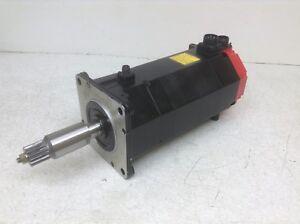 Fanuc aM30/3000 A06B-0166-B675#S016 2000 RPM 3.8 kW Motor A06B-0166-B675 (OK)