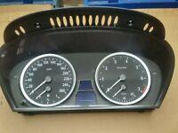 BMW E60 Tachometer Kombiinstrument 6974568, 6952897, 258TKm