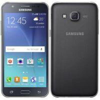 SAMSUNG GALAXY J500H DUAL SIM J5 SINGLE SIM  4G LTE PNONE  8GB BLACK UNLOCK