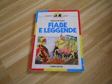 FIABE E LEGGENDE - A.PUSKIN - FABBRI EDITORI 1995