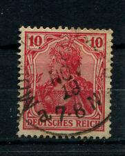 Dt. Reich Nr. 86IIf  gestempelt. Geprüft BPP  (D998)