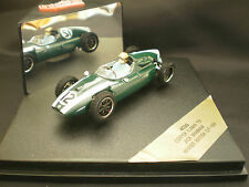 QUARTZO 1/43 COPPER CLIMAX T51 #12 JACK BRABHAM WINNER BRITISH GP 1959 Ref. 4099