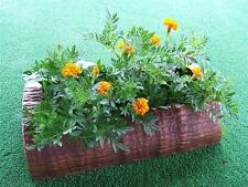 Flower Pot Mould -  Log Design  - Concrete Moulds  MONEY MAKING MOULDS